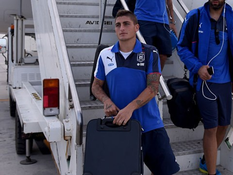 Chelsea target Marco Verratti returns to Paris to force summer transfer