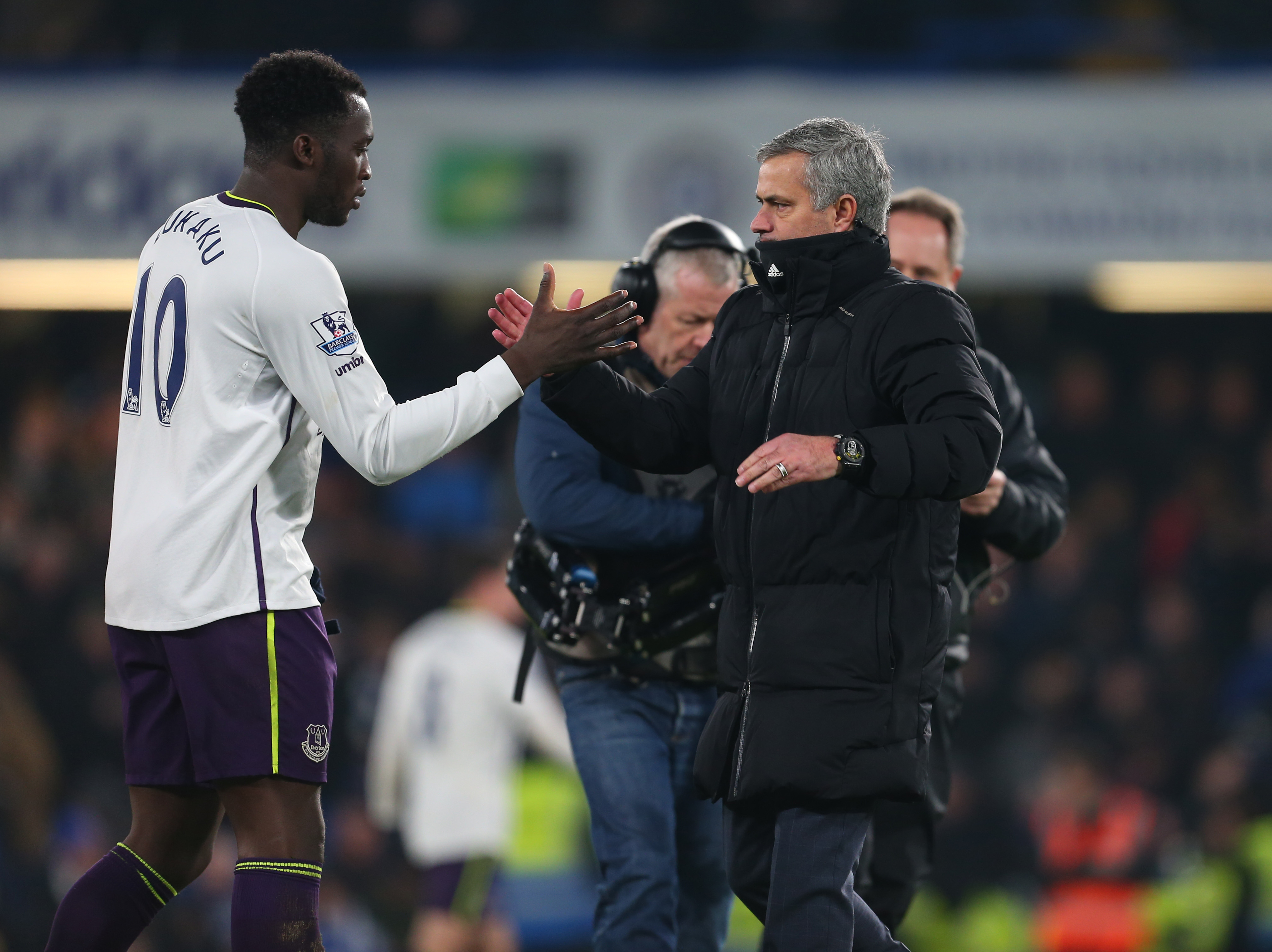 Romelu Lukaku keen to redeem himself under Jose Mourinho with Manchester United transfer