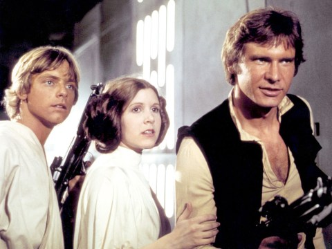 Carrie Fisher's personal Empire Strikes Back script with handwritten notes has gone up for auction