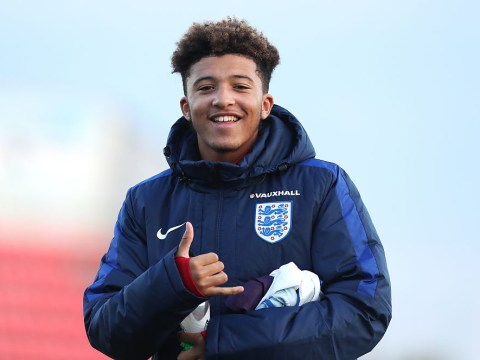 Arsenal and Tottenham on alert as Jadon Sancho talks with Man City stall