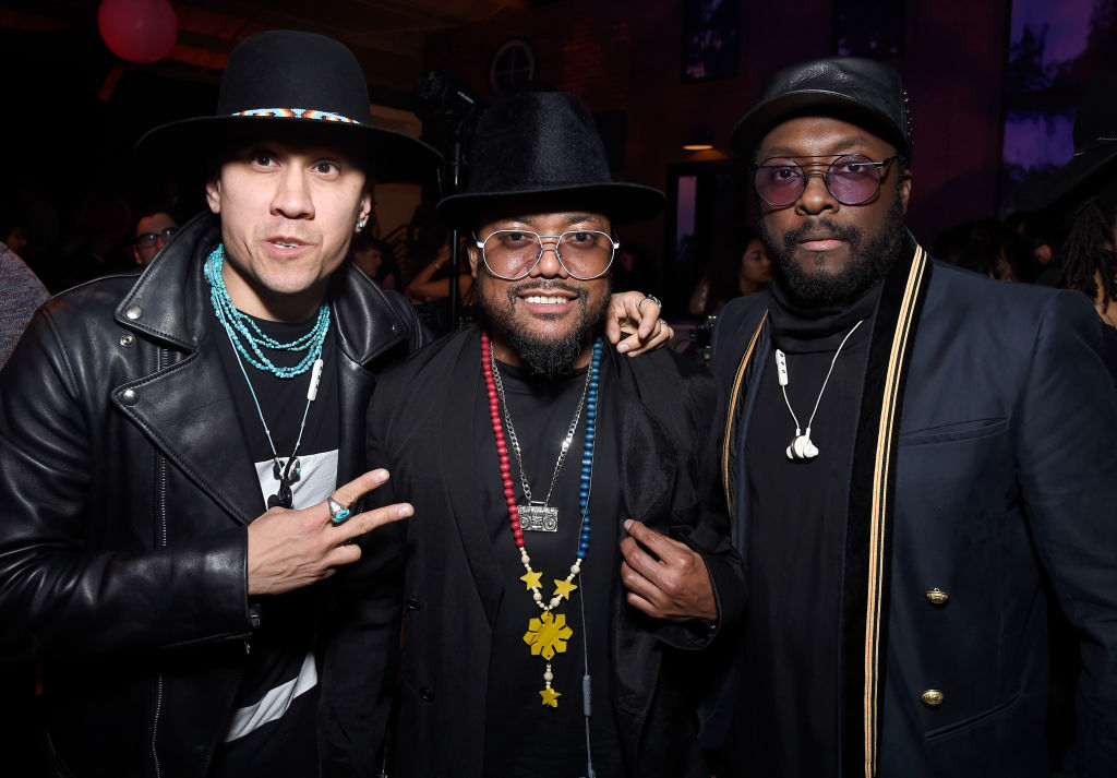 The Black Eyed Peas' graphic novel Masters Of The Sun will be a 'hip-hop thriller'