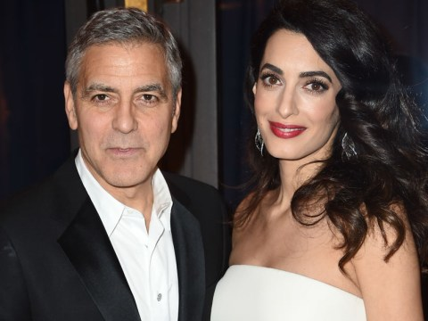 George Clooney reveals the moment he decided to propose to Amal and it involves giraffes