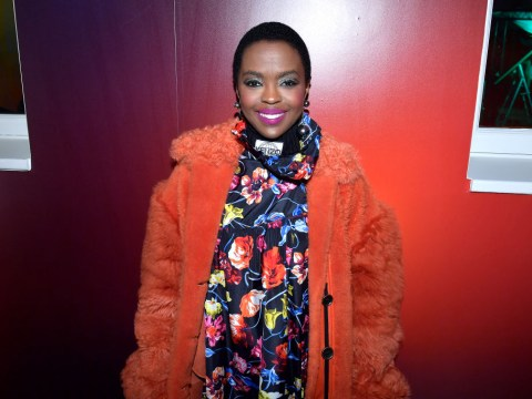 Lauryn Hill claims she knows who leaked that unheard Fugees track: 'I have my suspicions'