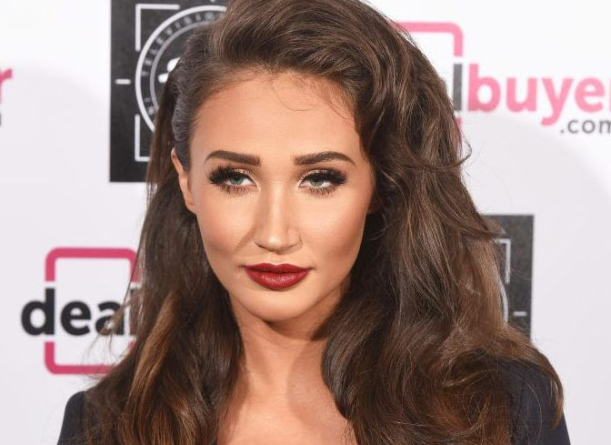 Megan McKenna wins music award for best newcomer and the Towie star's fans are overjoyed