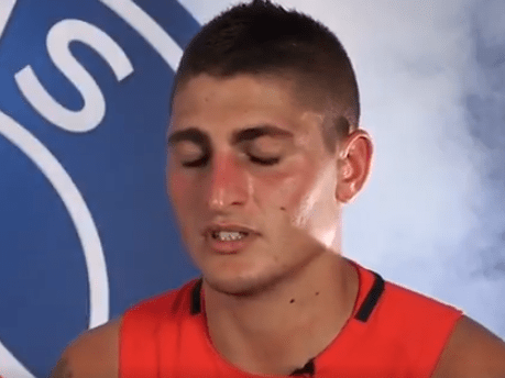 Marco Verratti apologises to PSG fans agent stirring up transfer rumours