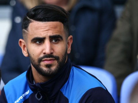 Tottenham keeping tabs on £50m-rated Leicester City star Riyad Mahrez