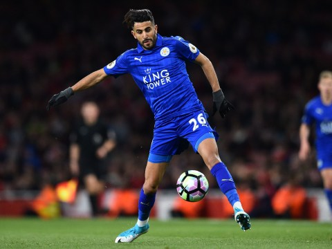 Arsenal transfer target Riyad Mahrez agrees personal terms with Roma