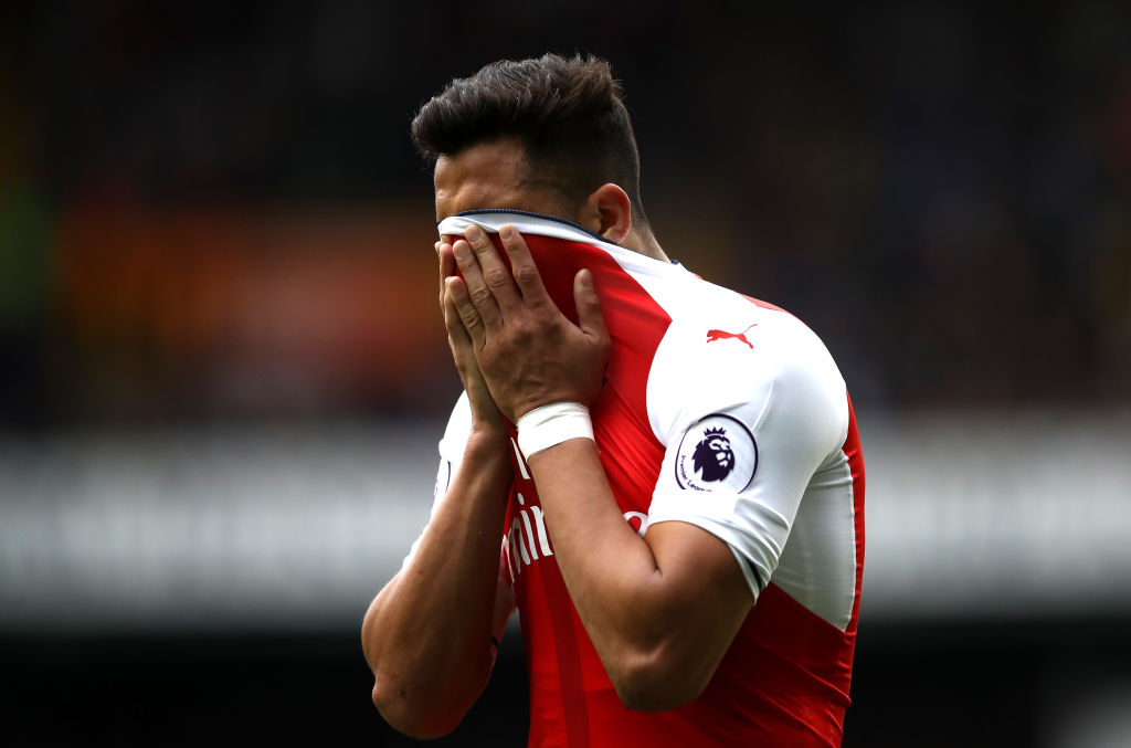 Alexis Sanchez is out with flu, says Arsene Wenger amid Arsenal strike speculation