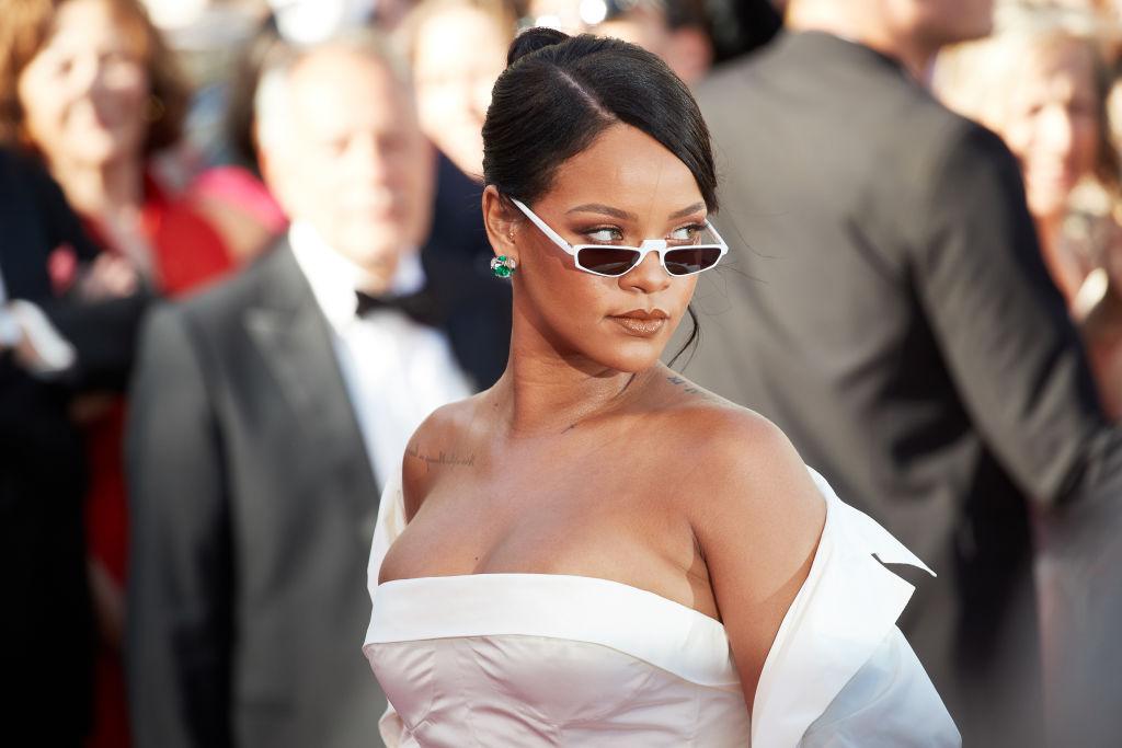Rihanna's Fenty x Puma collection comes home to New York Fashion Week