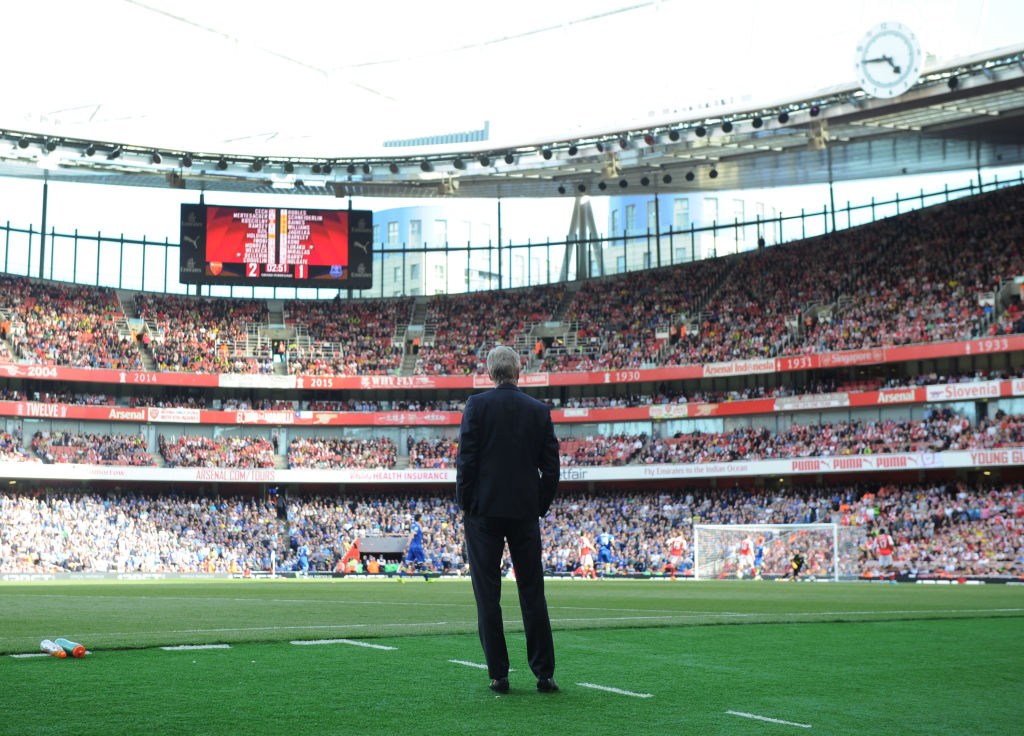 Alisher Usmanov confirms he's not selling his Arsenal shares to Stan Kroenke