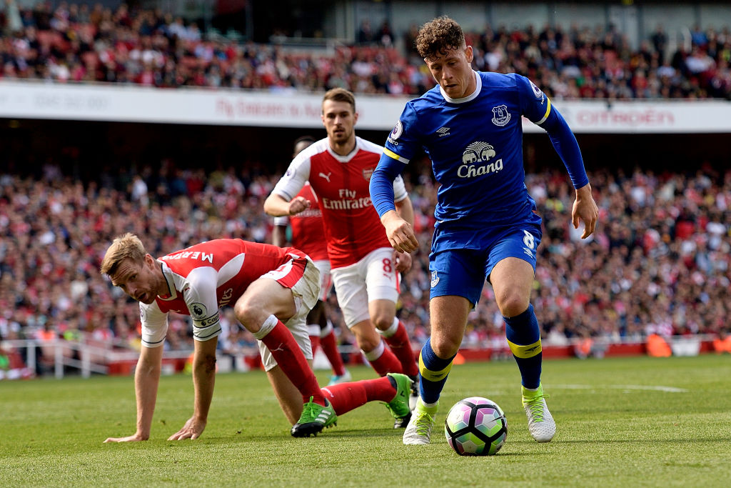 Ross Barkley throws spanner in the works as Arsenal join Man Utd and Chelsea in pursuit of Everton star