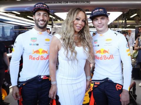 From Mariah Carey to Rupert Grint – All the celebs enjoying Formula 1 2017