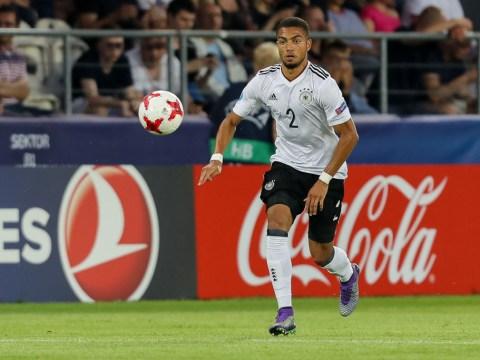 Chelsea face challenge from Napoli in battle for German defender Jeremy Toljan