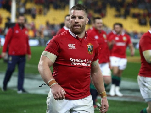 Lions flanker Sean O'Brien citing complaint dismissed as Sonny Bill Williams hit with four-week ban