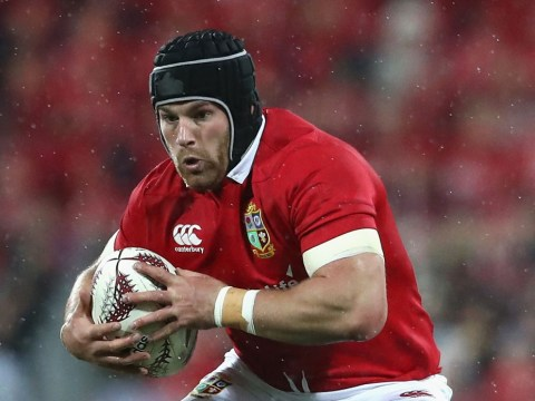 Irish flanker Sean O'Brien in danger of missing Lions' third test decider against New Zealand