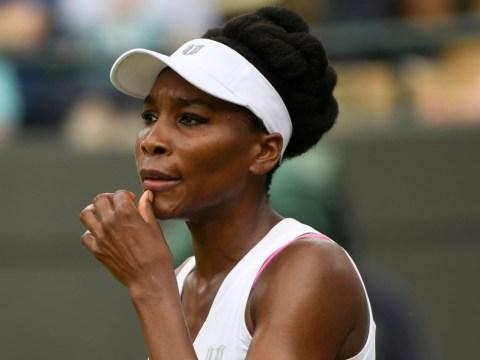 Venus Williams breaks down in tears over car crash following Wimbledon victory