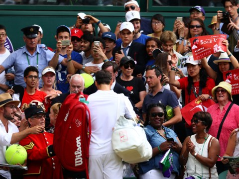 Wimbledon 2017 results & highlights as Federer, Djokovic and Kerber advance