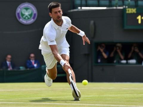 Wimbledon 2017: Novak Djokovic races into third round with easy victory