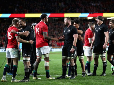 British and Irish Lions draw Test series with New Zealand after thriller at Eden Park