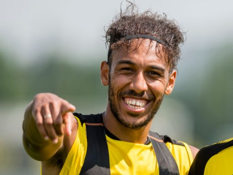 Pierre-Emerick Aubameyang's team to meet AC Milan officials again amid Arsenal and Liverpool transfer links