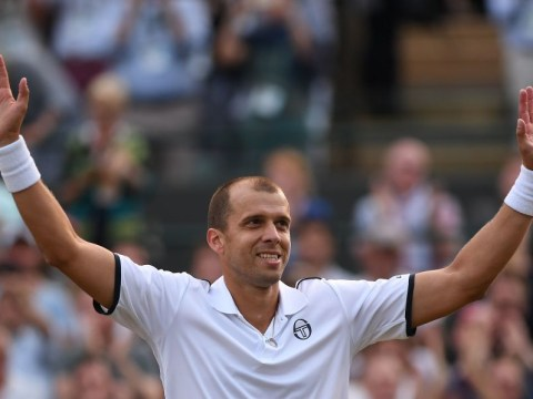 Gilles Muller reveals exactly what he was thinking as he knocked Rafael Nadal out of Wimbledon