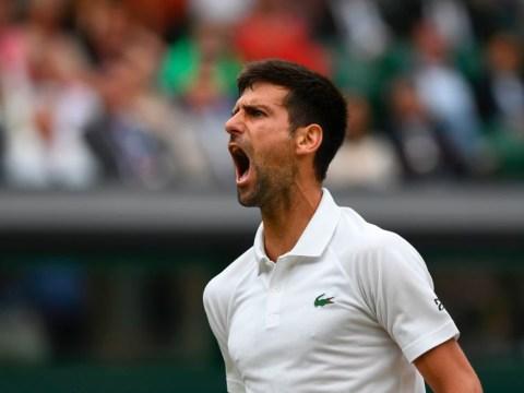 Novak Djokovic shakes off Wimbledon scheduling irritation to roar into quarter-finals and set up Tomas Berdych meeting