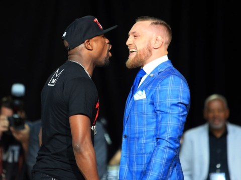 McGregor 2-0 Mayweather: The Notorious brings his A-game to Toronto with searing Rob Kardashian put down