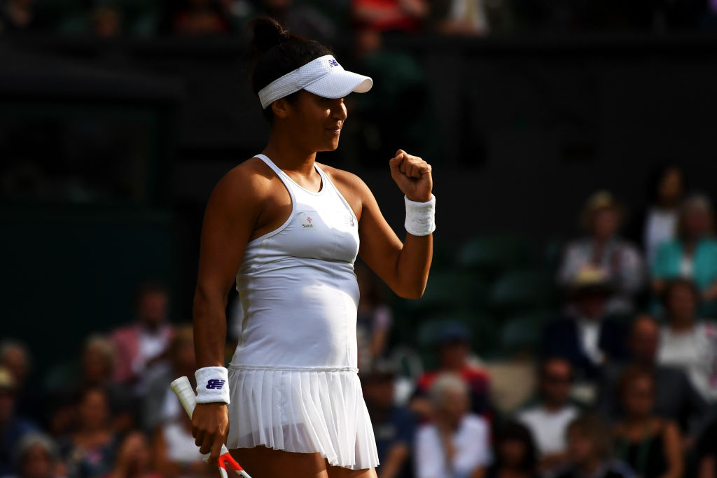Andy Murray & Johanna Konta may be out but there are still FIVE Brits to support at Wimbledon
