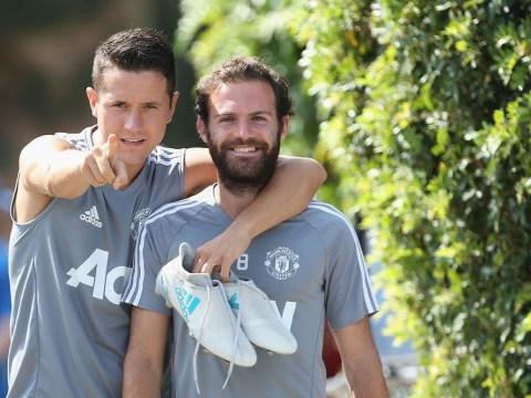 Roma target Manchester United ace Juan Mata as Riyad Mahrez transfer stalls