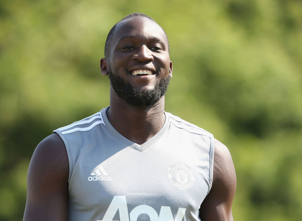 Michael Owen expects 'top striker' Romelu Lukaku to score at least 20 goals a season for Manchester United