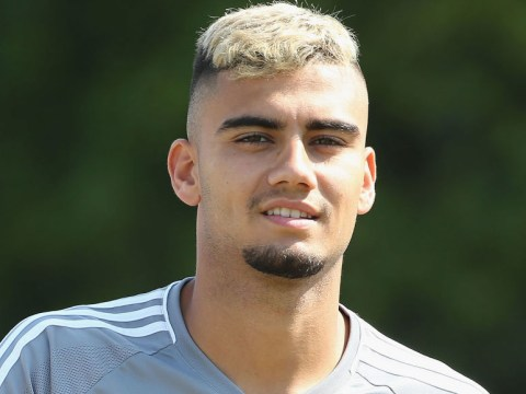 Has Andreas Pereira just confirmed he's taking Nemanja Vidic's No.15 shirt at Manchester United?