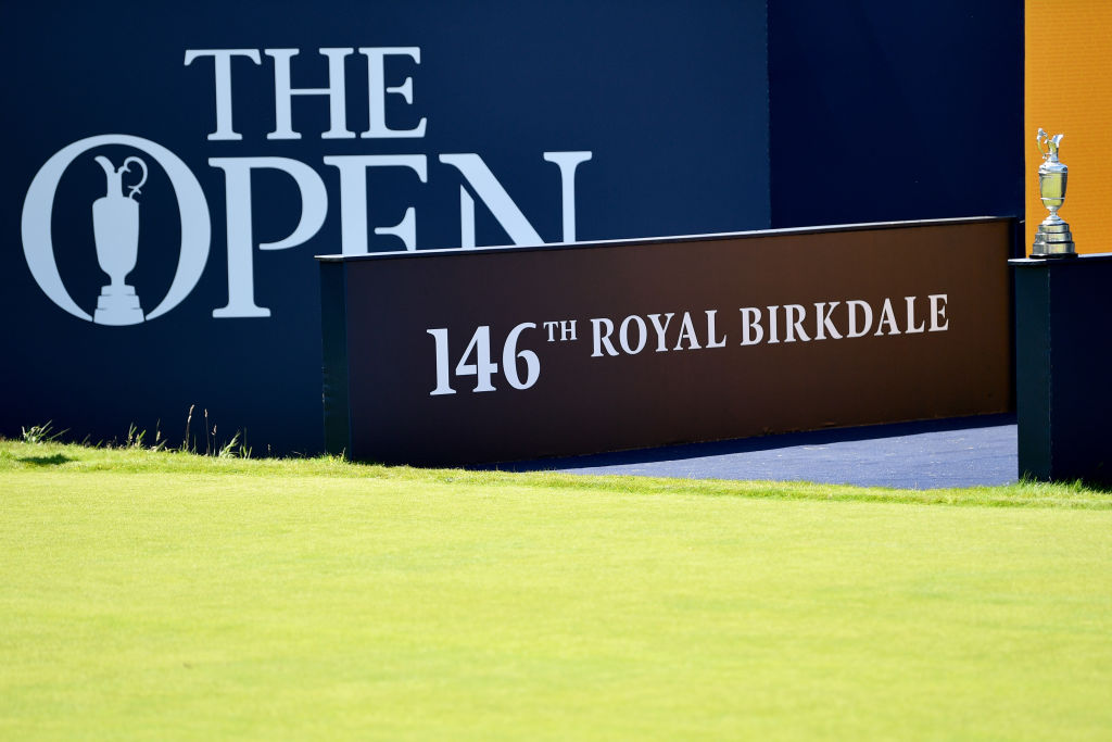 The Open 2017: First round tee times at Royal Birkdale see Rory McIlroy grouped with Dustin Johnson