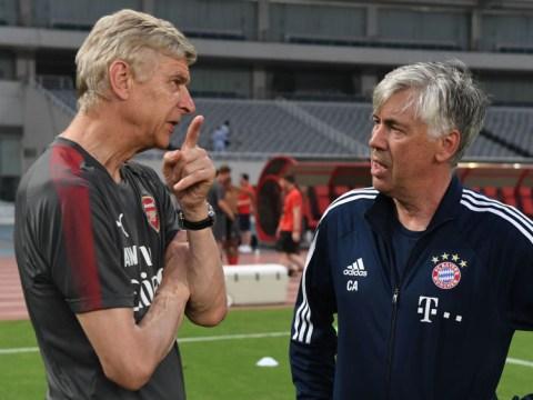 Arsene Wenger ready to gazump Bayern Munich for German powerhouse Leon Goretzka
