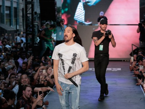 When it comes to One Direction, Steve Aoki will only work with Louis Tomlinson