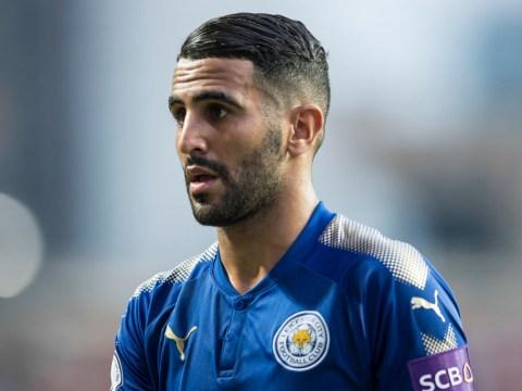Leicester City drop Riyad Mahrez asking price to £40million as Arsenal and Tottenham plot moves