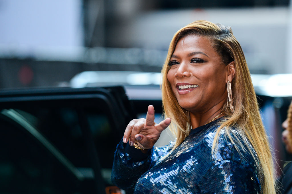 Queen Latifah speaks out about the modern hip-hop scene saying 'rappers lost their balls'