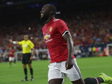 Luke Shaw explains Romelu Lukaku's fast start at Manchester United