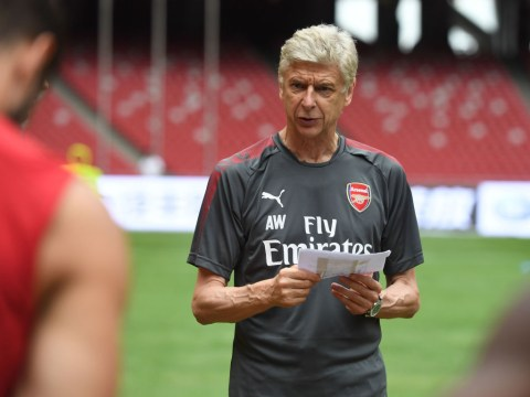 Arsene Wenger admits talks around selling Arsenal players are being held
