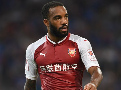 Lucas Perez discovered Alexandre Lacazette had nabbed his number by checking Arsenal's website, agent claims