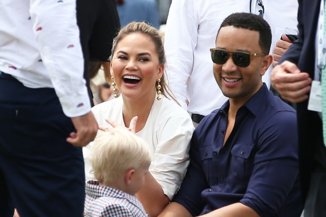Chrissy Teigen's reason for never divorcing is so Chrissy