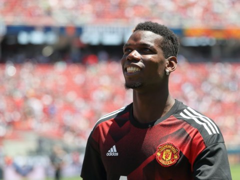 Paul Pogba reveals his next Manchester United transfer target is Usain Bolt