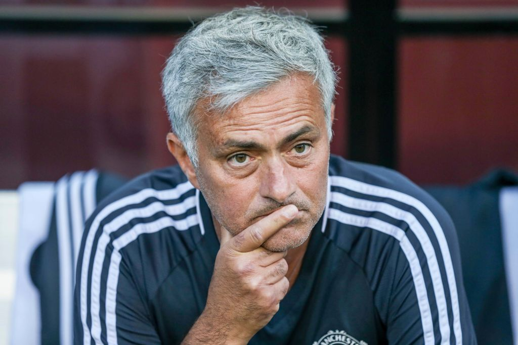 Jose Mourinho claims Barcelona loss is perfect end to Manchester United tour