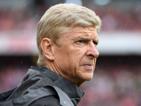 Francis Coquelin set to miss FA Community Shield clash against Chelsea with 'ankle ligament problem', says Arsene Wenger