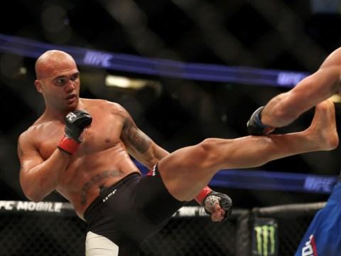 Robbie Lawler dedicates UFC 214 victory to mentor Matt Hughes