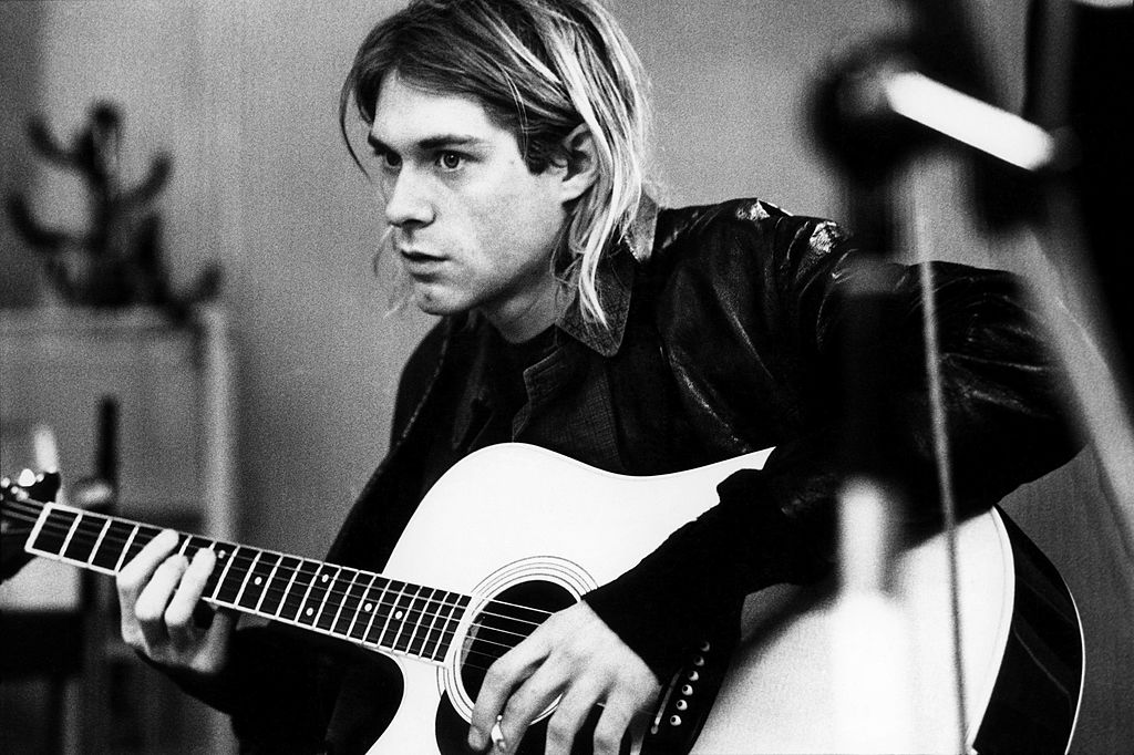 This new musical about Nineties music will feature Nirvana