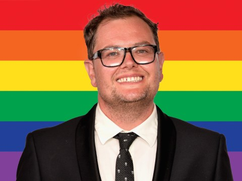Alan Carr named as most powerful gay person in Pride Power List