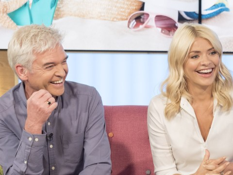 Where are Phil Schofield and Holly Willoughby on This Morning?