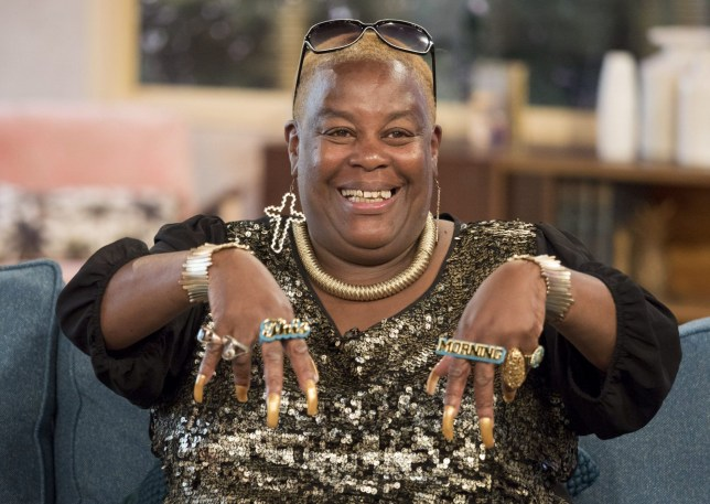 EDITORIAL USE ONLY. NO MERCHANDISING Mandatory Credit: Photo by Ken McKay/ITV/REX/Shutterstock (8965964bw) Sandra Martin - Gogglebox 'This Morning' TV show, London, UK - 19 Jul 2017 GOGGLEBOXS SANDRA: WHY EAMONNS THE MAN FOR ME She gained a legion of fans after starring in Gogglebox for over four years. But now, Sandra is going from starring on screen to on-stage as she makes her post-Gogglebox debut in a pantomime production of Aladdin. But thats not all - despite ruling herself out from the next series, Sandra isnt worried about losing her loyal fan-base. From VIP parties and becoming a lady, Sandra is still living in the fast lane of fame. Shell be here to tell us what really happened between her and best mate Sandi and why boyfriend, Derek needs to watch out as shes got her eye on one A-list male presenter in particular - watch out Eamonn!