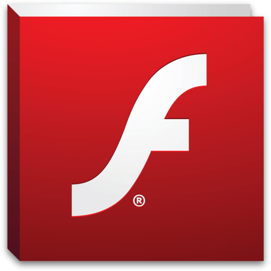 Logotipo de Flash Player