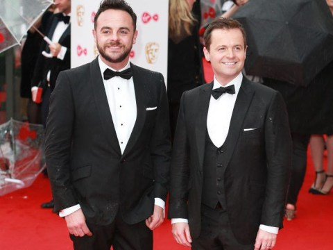 And and Dec have been crowned the best celebrity friendship